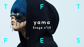 yama - 麻痺 , a.m.3:21 / TFT FES vol.3 supported by Xperia & 1000X Series