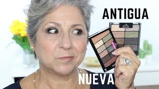 COMFORT ZONE de W&W // ANTIGUA Y NUEVA ¿ME GUSTAN? // Makeupmasde40