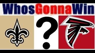 Saints vs Falcons predictions