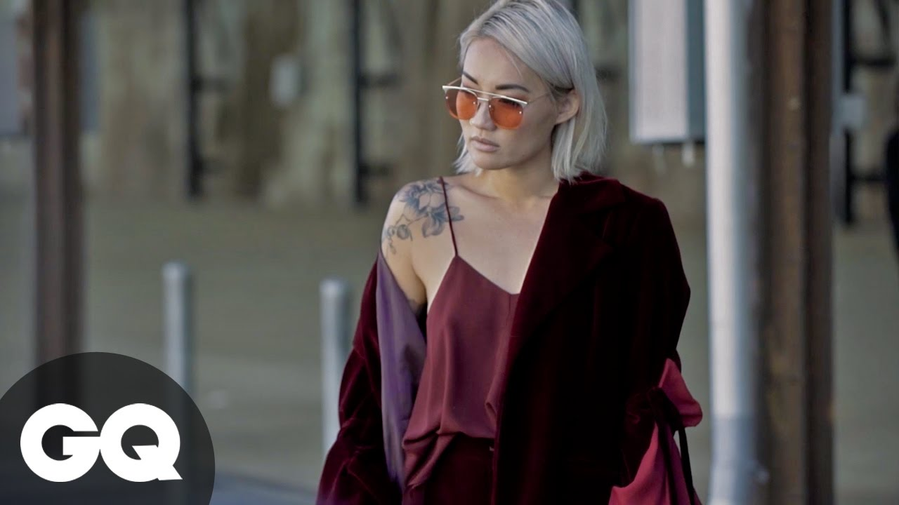 Street Style Fashion At Australian Fashion Week Pt 1 Gq
