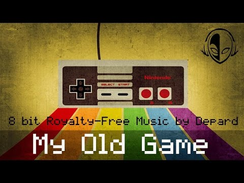 Depard - My Old Game - Retro 8bit Video Games Background Music