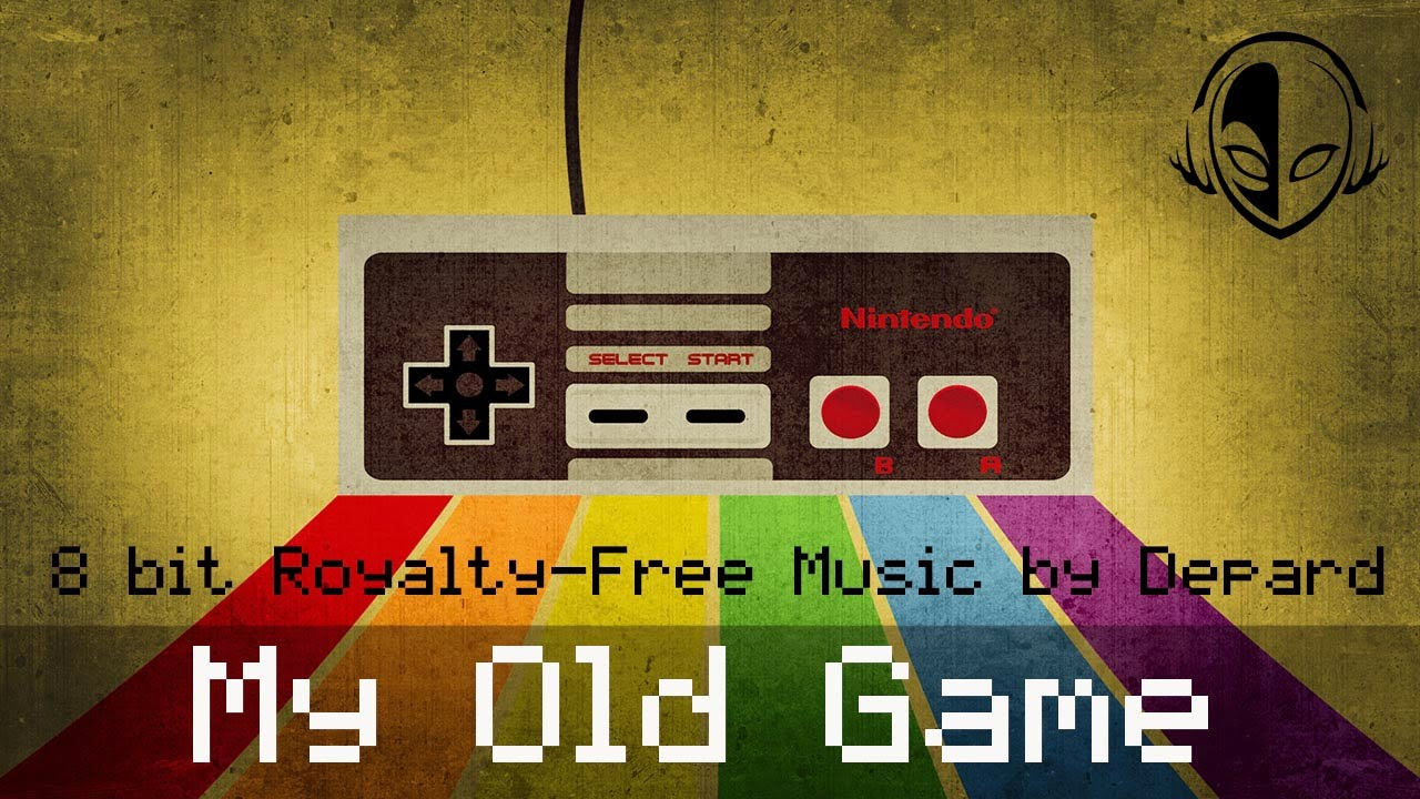 Depard   My Old Game   Retro 8bit Video Games Background Music   YouTube