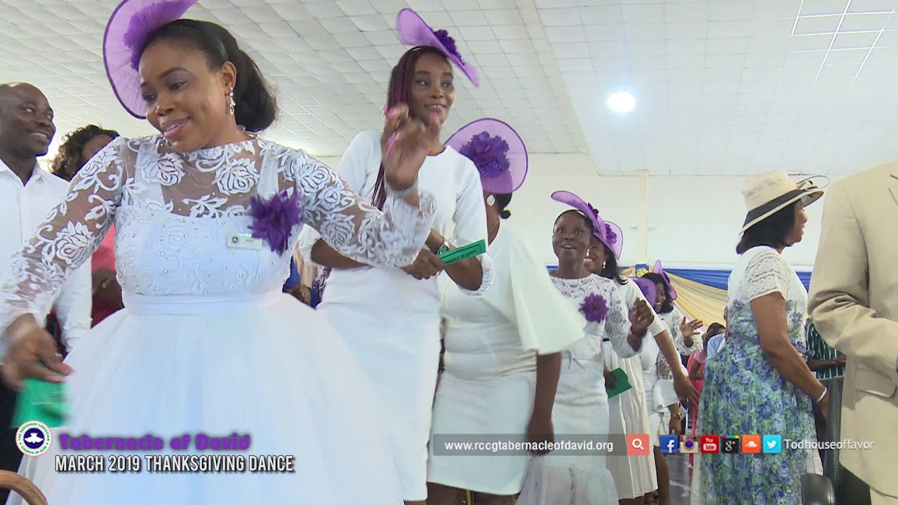 Download Thanksgiving Dance Sunday 3rd March 2019