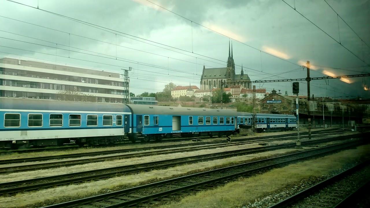 EuroCity Hungaria: International train travel in Europe – Indian
