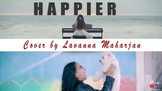 Marshmello ft. Bastille - Happier (Cover by Lavanna Maharjan)