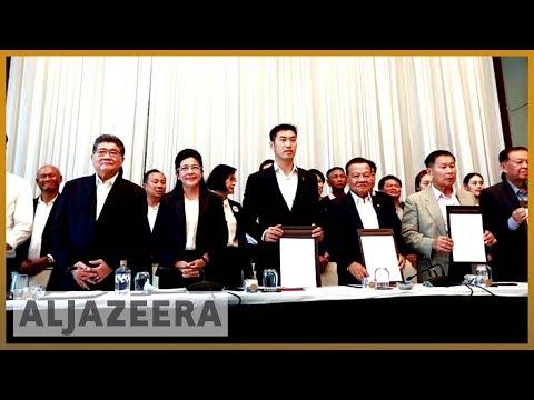 🇹🇭 Thai opposition forms alliance, demands military gov't step aside | Al Jazeera English
