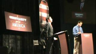 "David Silverman to a church: ""Read your Bible!"""