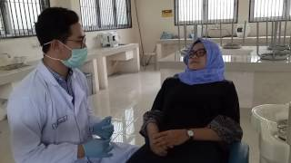 Komunikasi dokter gigi-pasien           #yandi072