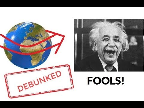 Science PROVES EARTH DOESN'T   MOVE! ! PEER REVIEWED PROOF (CC)