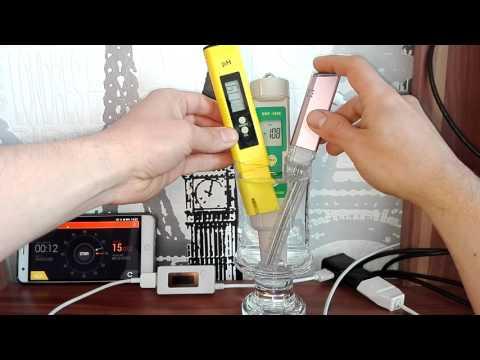 iPM H2 Magic Stick + TDS + FAIL OF ORP + pH meters