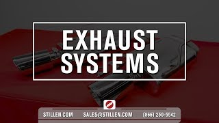 homepage tile video photo for Exhaust Systems: STILLEN Explains The Basics