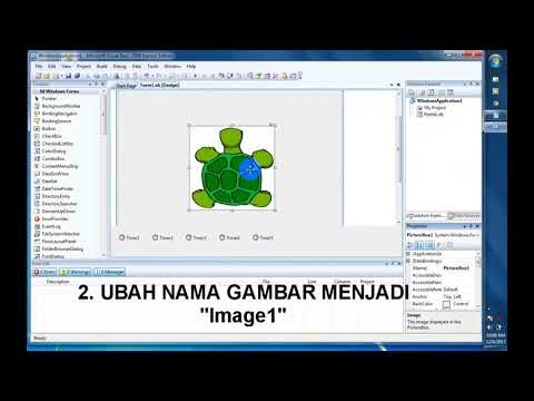 Cara Membuat Script Di Visual Basic