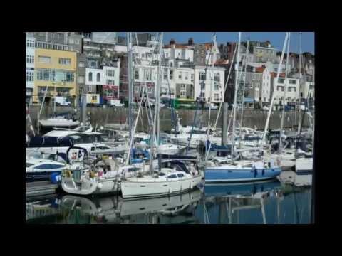 St Peter Port & Castle Cornet, Guernsey. HD Slideshow