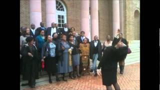 Hampton University Alma Mater directed by Sharon Harris