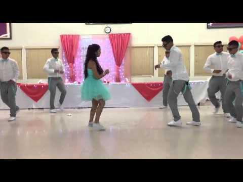 Quinceañera Surprise dance #florsquincebombasf