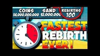 200 Rebırt Yapıcam!/Bedava Robux! (Çekilişi)200 Rebırte Doğru #1/Roblox Treasure Hunt Simulator