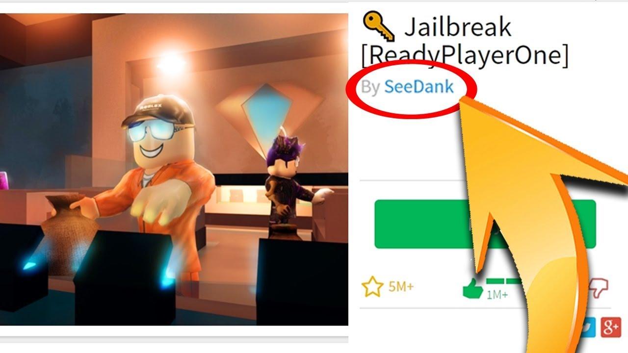 who made roblox jailbreak
