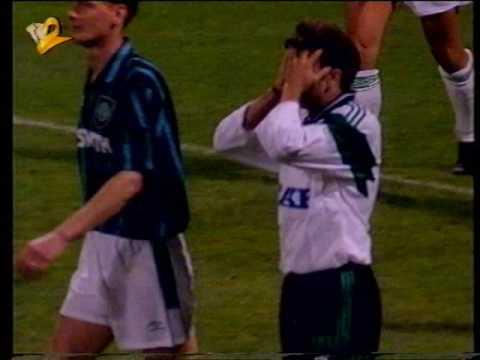Celtic - 1 x Sporting - 0 de 1993/1994 Uefa