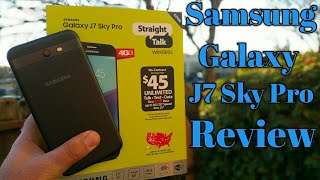Samsung Galaxy J7 Sky Pro Full Review