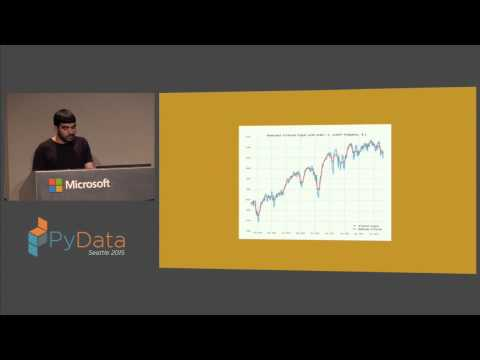 Bugra Akyildiz: Trend Estimation in Time Series Signals