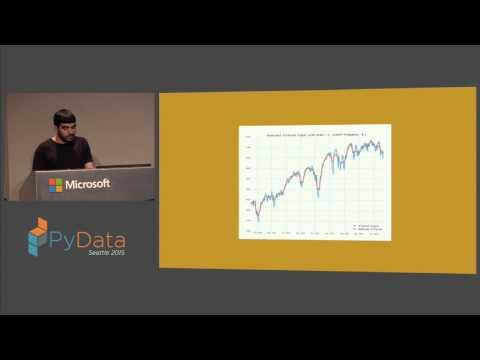 Bugra Akyildiz: Trend Estimation in Time Series Signals