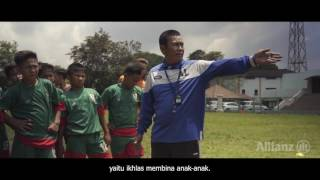 Download Video #PahlawanSepakBola demi perkembangan sepak bola di Indonesia MP3 3GP MP4