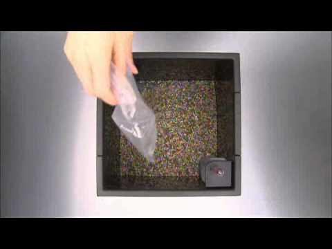 LECHUZA® Pflanzgefäße | Self-Watering Planters - YouTube on