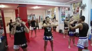 Muay Thai - Katis (Kaisariani)