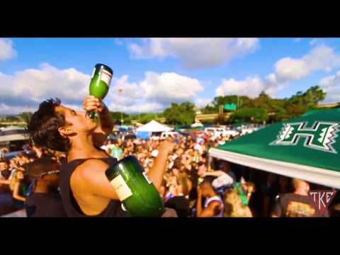 University of Hawaii Manoa TKE Tailgate 2016