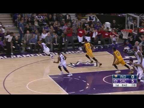 Quarter 1 One Box Video :Kings Vs. Pacers, 1/23/2016 12:00:00 AM