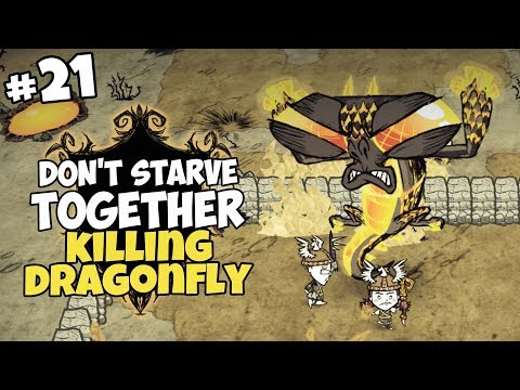 Killing Dragonfly & Turning Her Into A Statue - Don