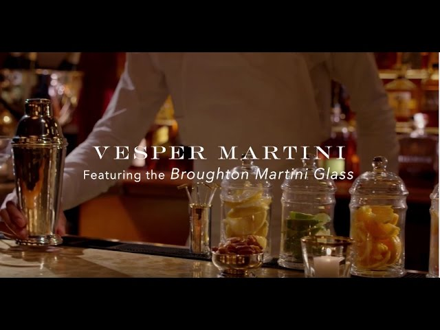 Ralph Lauren | The Vesper Martini