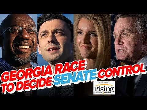 Panel: TIGHT RACE In Georgia For Senate Control.  Will Trump Moves Backfire?