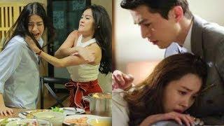 Mặc kệ bồ túm tóc, đánh vợ chảy m@u chồng vẫn mặc chỉ vì không thèm quan tâm cho đến khi