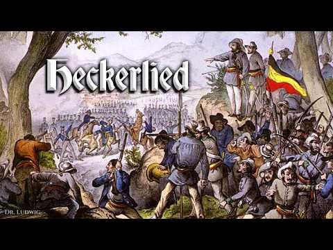 Heckerlied [German folk song][+English translation]