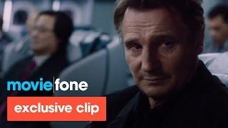 'Non-Stop' DVD Clip (2014): Liam Neeson, Julianne Moore