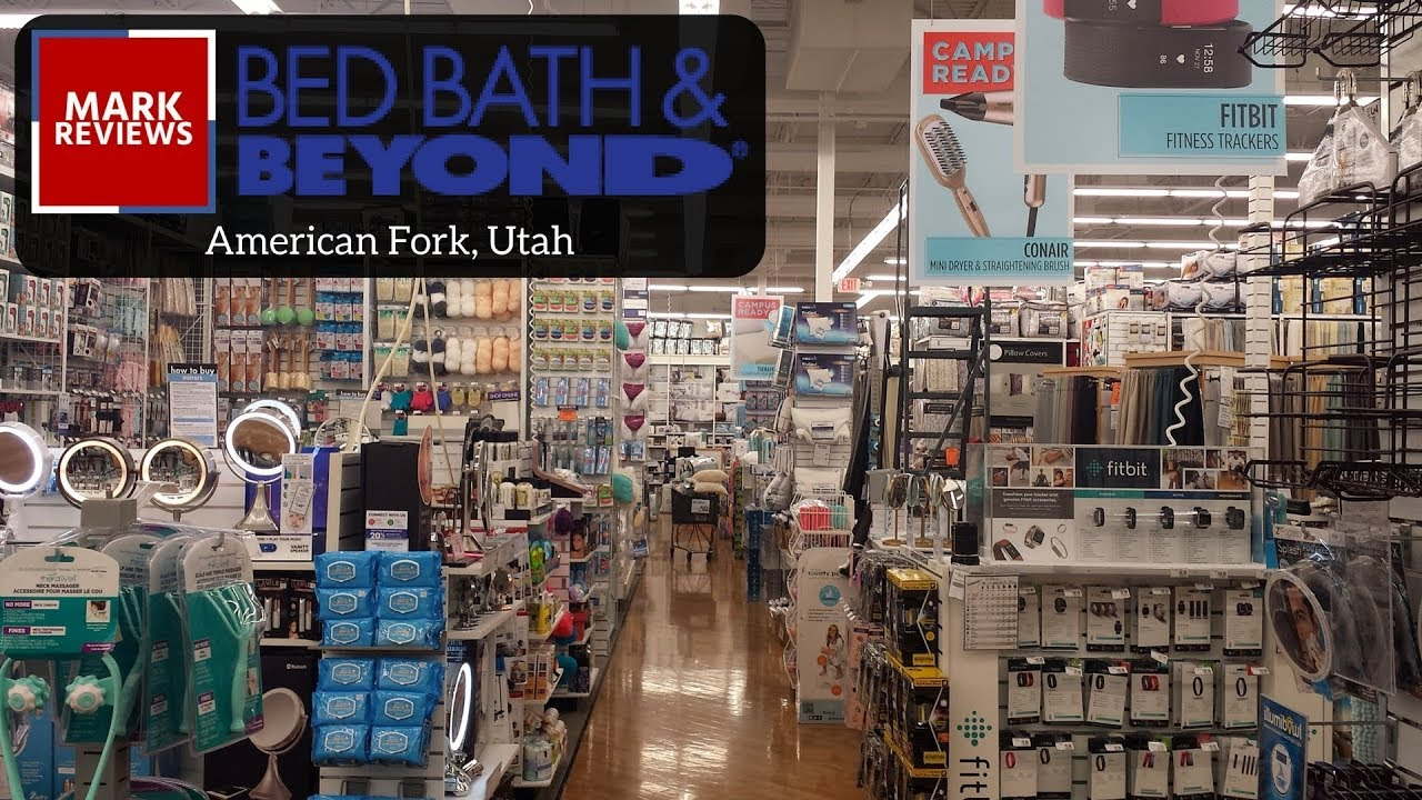 Review Bed Bath Amp Beyond American Fork Utah Youtube
