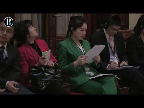 Parlamentos del G20 promueven diálogo para garantizar cumplimiento de acuerdos