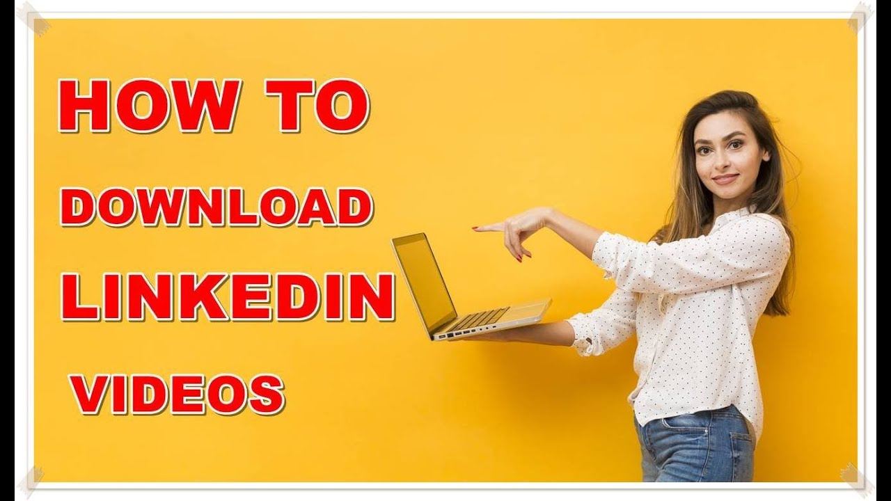 How To Download Linkedin Video On Android Iphone Pc In 2020 Youtube