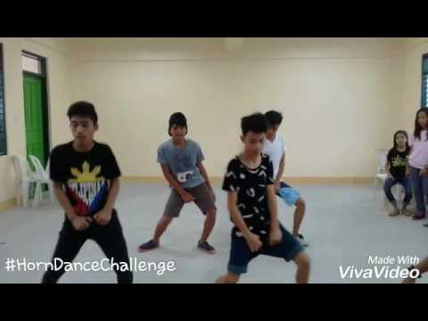 DJ KATCH - The Horns Dance Challenge. Version 2 By...