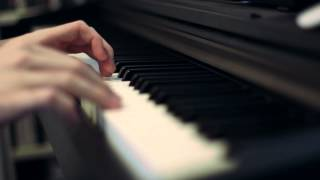 """End Theme"" (5 Centimeters Per Second) - Piano Cover"