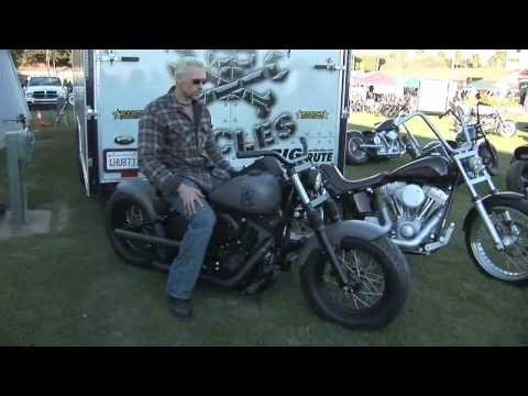 Exile Cycle's New Look For Your Softail