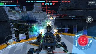 War Robots Android Gameplay HD #47