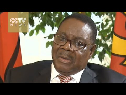 Malawi's president calls for peaceful negotiation on the South China Sea issue