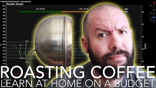 ROASTING COFFEE - Learn At Home On A Budget