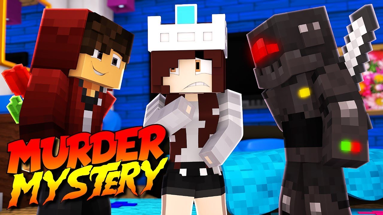 WHO'S THE KILLER?! | Minecraft Murder Mystery