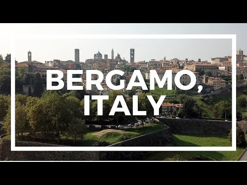 Bergamo, Italy: Why is the City Surrounded by Huge Walls? (Worldview w/ Captain Kurt)