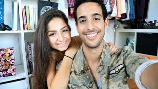 Erster KUSS, Liebeserklärung, UMZUG, Liebeskummer & PERFEKTER Freund  | #AskIsi