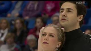 Kaitlyn WEAVER / Andrew POJE Free Dance 2019 Canadian National Championships