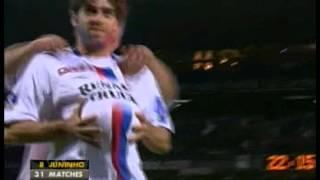 Résumé Olympique Lyonnais - St Etienne 2006 - 36ème journée de Ligue 1